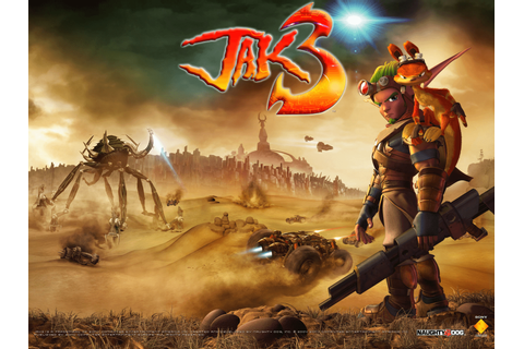 Jak and Daxter Series Coming To PS4 - The Game Fanatics