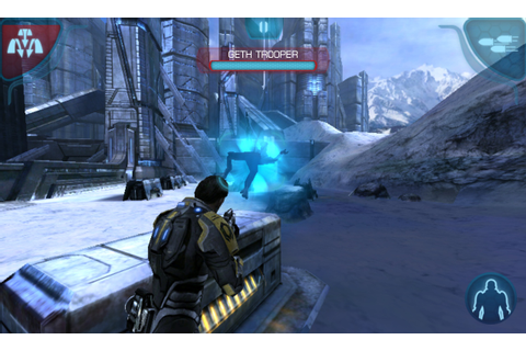 MASS EFFECT INFILTRATOR - What are the best Android tablet ...