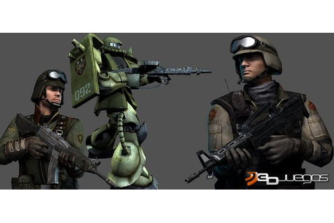 Mobile Ops The One Year War para Xbox 360 - 3DJuegos