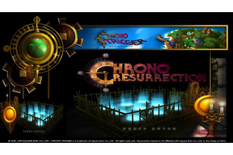 Chrono Resurrection OST in HQ/HD - YouTube
