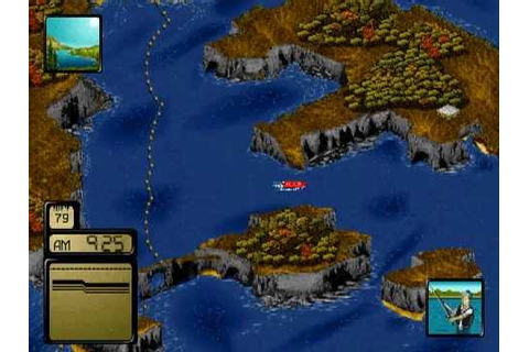 TNN Outdoors Bass Tournament '96 (DOS game) - YouTube