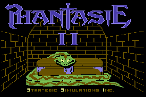 The CRPG Addict: Game 240: Phantasie II (1986)