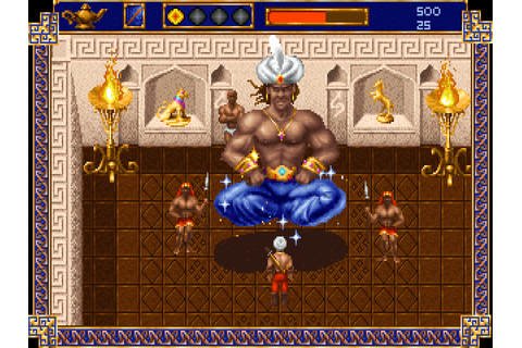 Download Al-Qadim: The Genie's Curse | DOS Games Archive