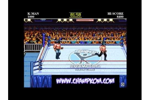 ccw pro wrestling free online game - YouTube