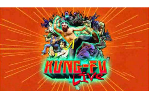 Kung-Fu LIVE Game | PS3 - PlayStation