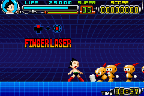 Astro Boy: Omega Factor Screenshots | GameFabrique