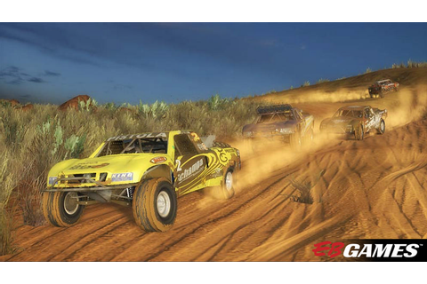 Baja: Edge Of Control (preowned) - EB Games Australia