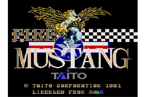 Fire Mustang - Download - ROMs - Sega Genesis/Sega ...