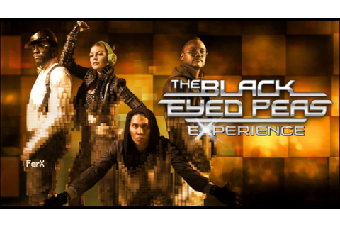 [Wii] The Black Eyed Peas Experience - Song list - YouTube