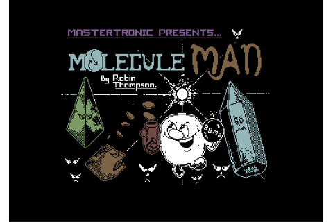 Download Molecule Man - My Abandonware
