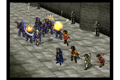 My Corner Of Life And Reviews.: Old Games Review: Suikoden 2.