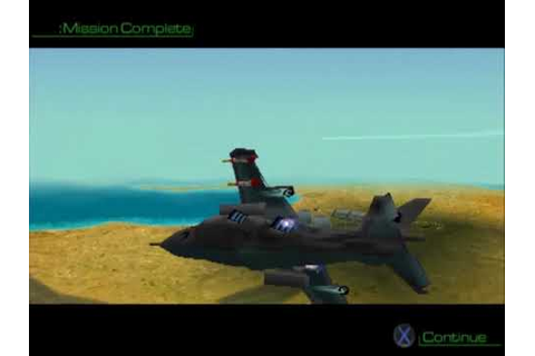 Eagle One Harrier Attack Part 1 - YouTube