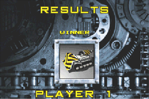 Robot wars: Advanced destruction - Symbian game. Robot ...