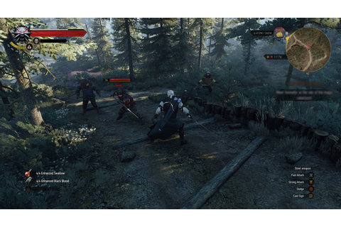 The Witcher 3 Wild hunt Torrent - Black PC Games