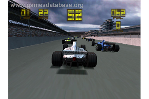 Collectoid : Formula One 2000 : SCEE