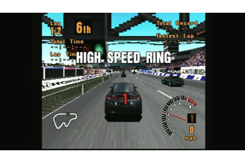 CGRundertow - GRAN TURISMO for PlayStation Video Game ...