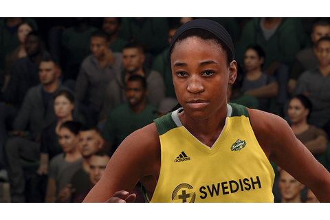 NBA Live 18 will include WNBA teams | PlayStation 4 News ...