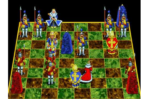 DOS Game: Battle Chess - YouTube