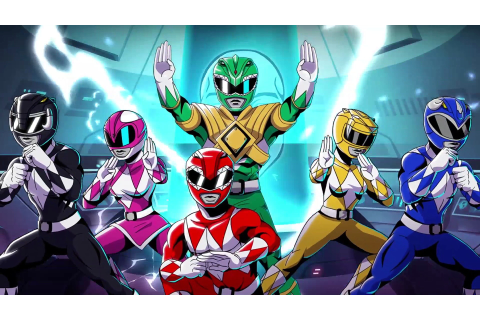 Mighty Morphin Power Rangers Wallpaper (72+ images)