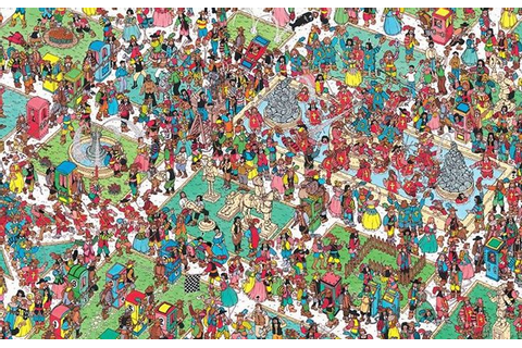 1000+ images about Waldo, where are You!? on Pinterest ...