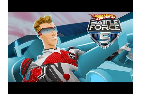 #2 Hot Wheels Battle Force 5 - Video Game - Gameplay ...