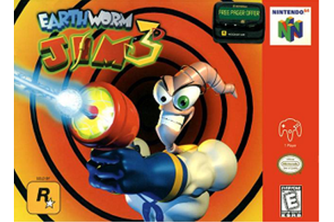 Earthworm Jim 3D — Википедия