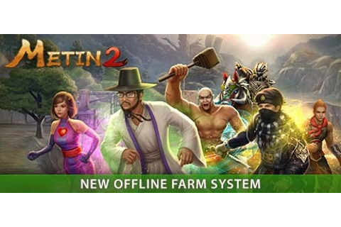 Metin2 on Steam