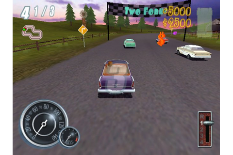 Chrysler Classic Racing - WII - Review