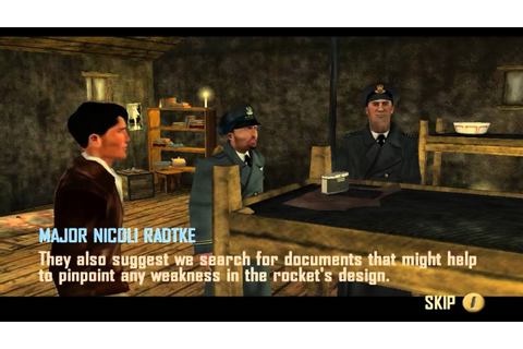 Prisoner Of War: Video Game - Chapter 4 - Sabotage ...
