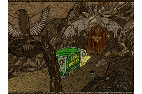 The Mother of the Bird Men - Adventure Flash game ...