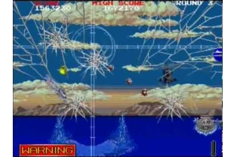 BATTLE SHARK (ARCADE / PS2 - FULL GAME) - YouTube