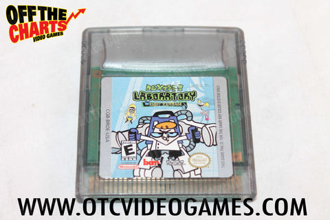 Dexter's Laboratory – Game Boy Color