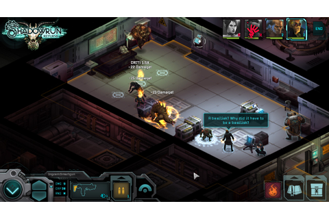Shadowrun Returns by Harebrained Schemes LLC — Kickstarter