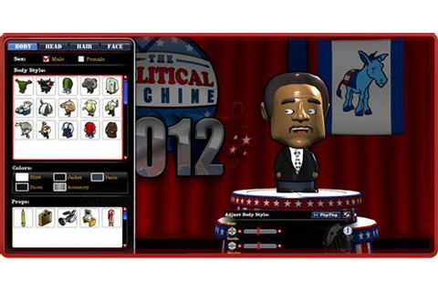 The Political Machine 2012 game review, walkthrough and ...