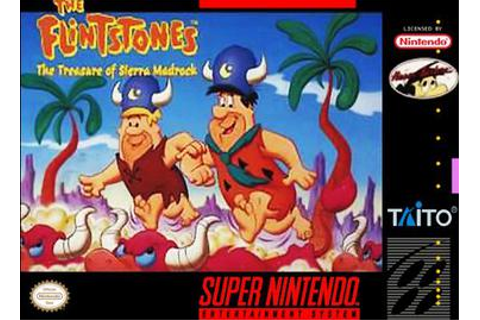 The Flintstones: The Treasure of Sierra Madrock - Wikipedia