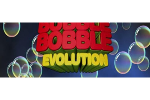 Bubble Bobble Evolution PSP ISO - Download Game PS1 PSP ...