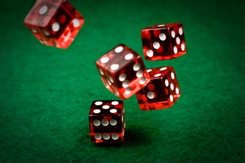 How to Throw and Control Dice in Craps