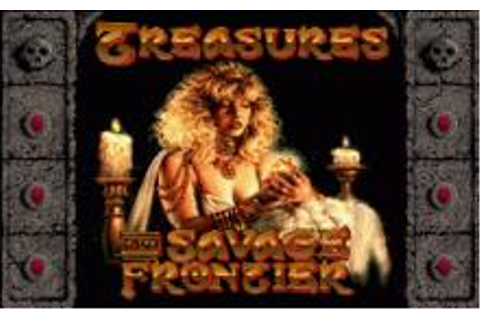 Treasures of the Savage Frontier Download (1992 Role ...