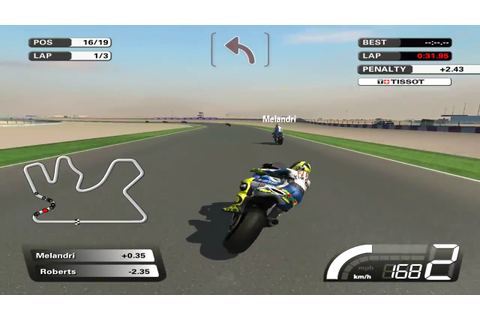 MotoGP 07 Download Game | GameFabrique