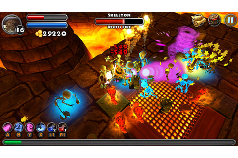Awesome Free Adventure RPG, Dungeon Quest, Gets iOS ...
