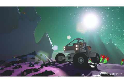 Co-op Space Exploration Game Astroneer Coming To Xbox One ...