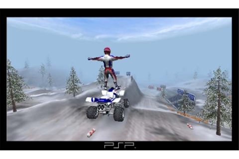 ATV Offroad Fury Blazin Trails - PSP - Review - GameZone