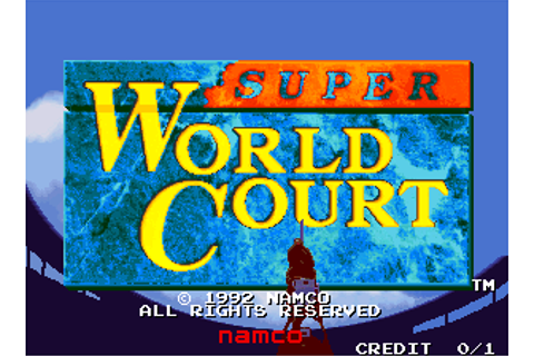 Super World Court - Wikipedia
