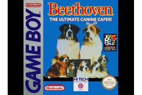 Beethoven: The Ultimate Canine Caper (1993) - Nintendo ...
