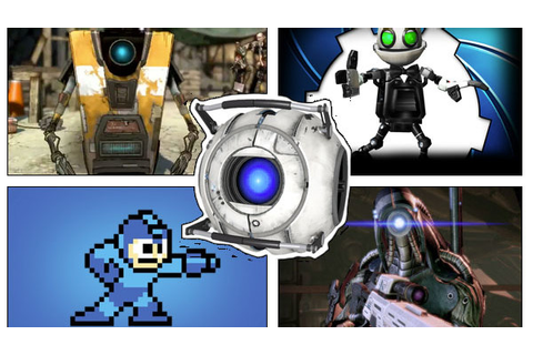 30 Greatest Video Game Robots Of All Time – Page 2
