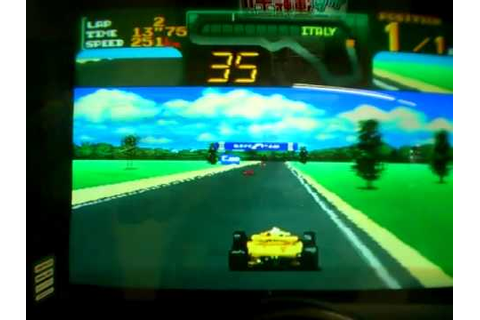 final lap2 1990 BANDAI NAMCO Games Inc. - YouTube