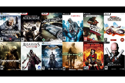 HOW TO DOWNLOAD FREE LATEST PC GAMES FROM THE MOST TRUSTED ...