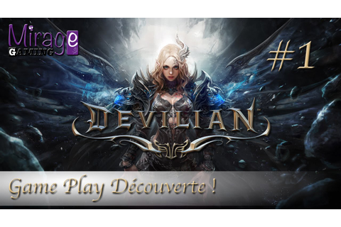 Devilian - Game Play Découverte [Fr] #1 - YouTube