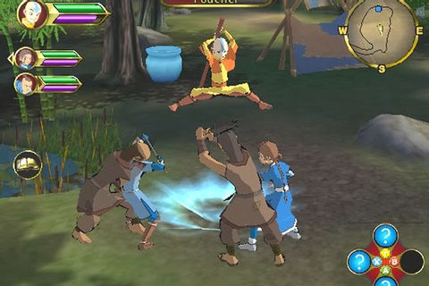 Avatar The Last Airbender Game - Free Download Full ...