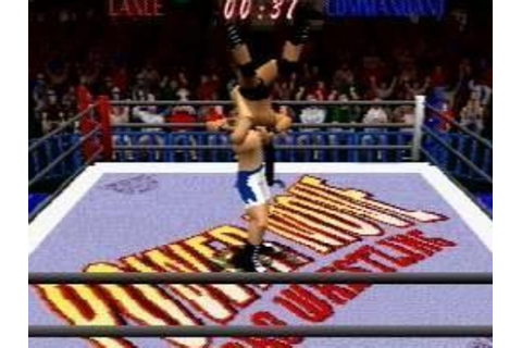 Wrestling Game StArcade: Power Move Pro Wrestling – The ...